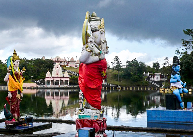 Latest News from India - Get Ahead - Careers, Health and Fitness, Personal Finance Headlines - Have you heard of the Ganga Talao in Mauritius?