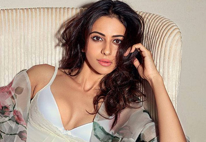 Latest News from India - Get Ahead - Careers, Health and Fitness, Personal Finance Headlines - First look! Rakul Preet Singh scorches on Maxim's cover