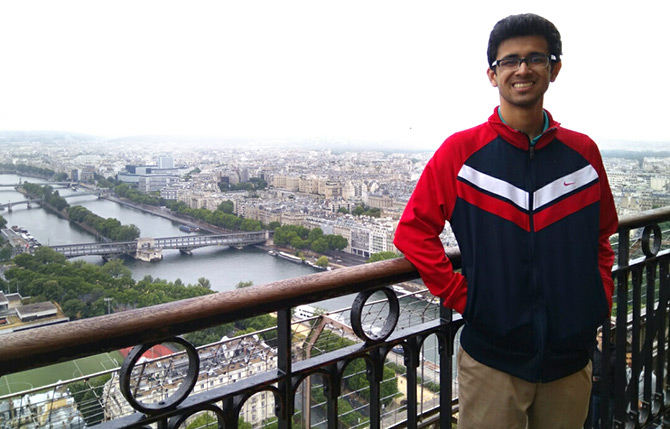 How Arjun Shah scored a perfect 340 in GRE - Rediff com Get