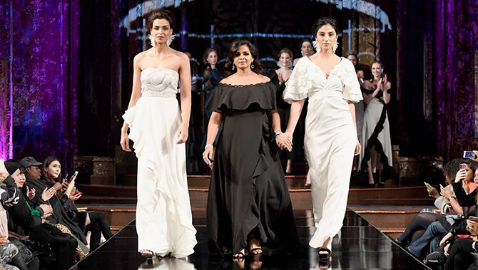 Latest News from India - Get Ahead - Careers, Health and Fitness, Personal Finance Headlines - The Indian who wowed at NY Fashion Week