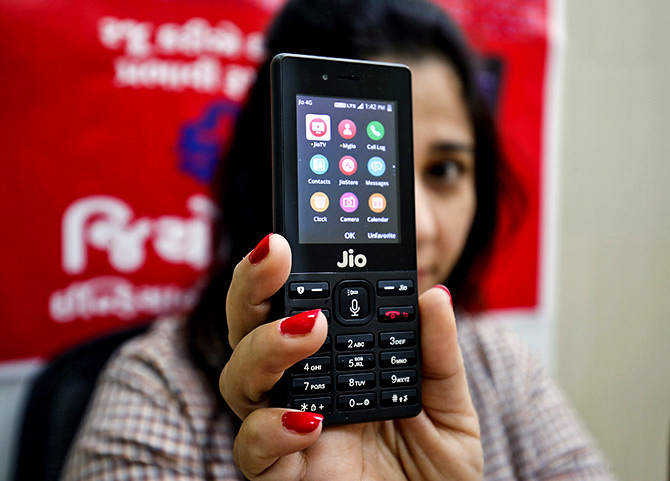 Latest News from India - Get Ahead - Careers, Health and Fitness, Personal Finance Headlines - Jio Phone finally gets official Facebook app!