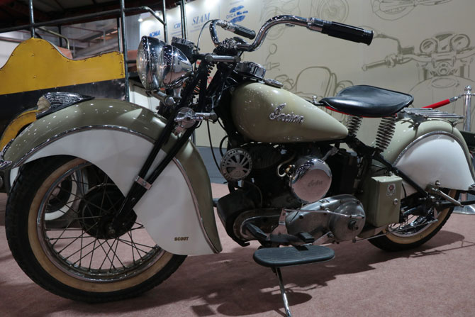 Latest News from India - Get Ahead - Careers, Health and Fitness, Personal Finance Headlines - Make way for these vintage bikes
