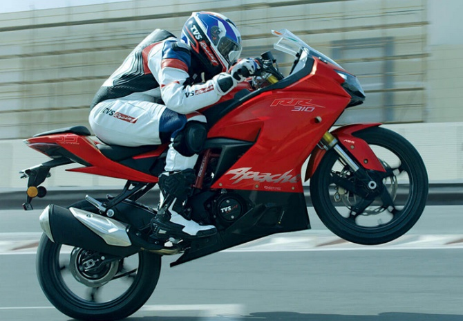 TVS Apache RR 310 review: A fierce beast on the road