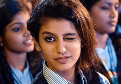 Latest News from India - Get Ahead - Careers, Health and Fitness, Personal Finance Headlines - Priya Prakash beats Sunny Leone to become Google's most searched actress