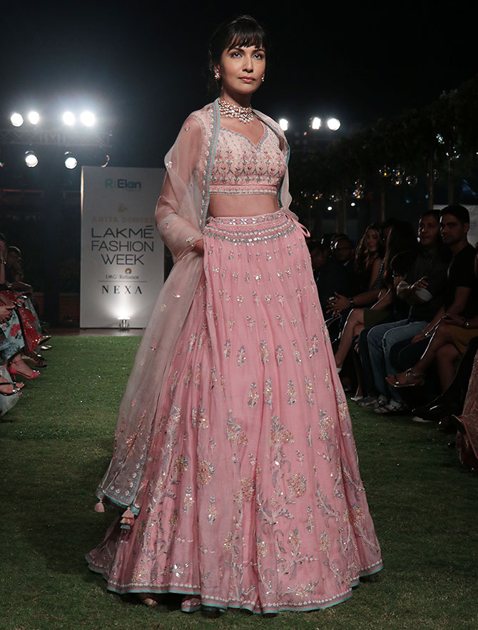 Shahid Kapoor-Mira Rajput Anita Dongre