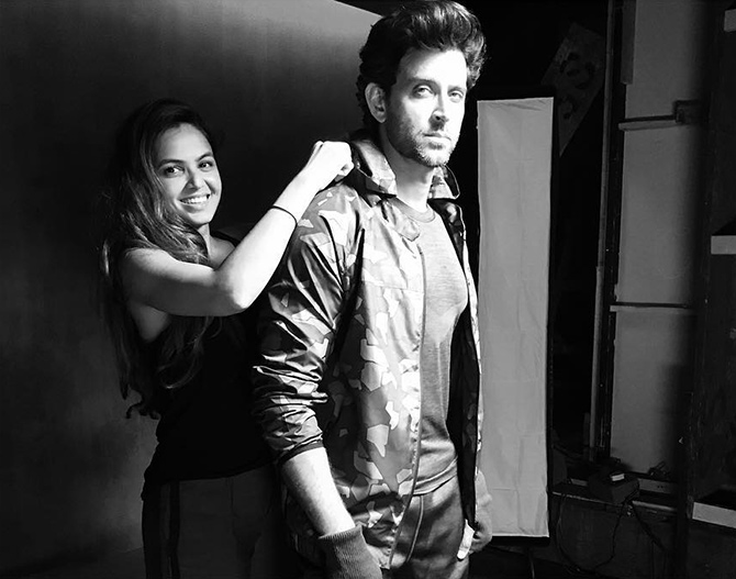 3d6b2ac4dbe The woman behind birthday boy Hrithik Roshan s irresistible style -  Rediff.com Get Ahead