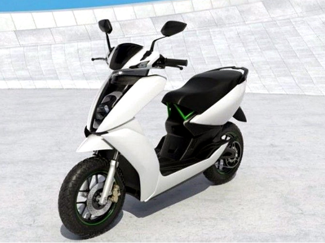 Ather S350