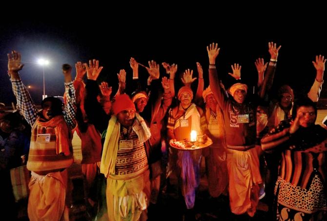 Makar Sankranti Ganga Sagar