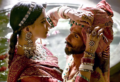 Latest News from India - Get Ahead - Careers, Health and Fitness, Personal Finance Headlines - How we designed Deepika, Ranveer, Shahid's Padmaavat costumes