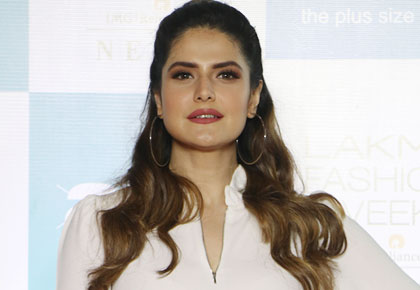 Latest News from India - Get Ahead - Careers, Health and Fitness, Personal Finance Headlines - Watch: Why Zareen Khan doesn't want to be called plus-size