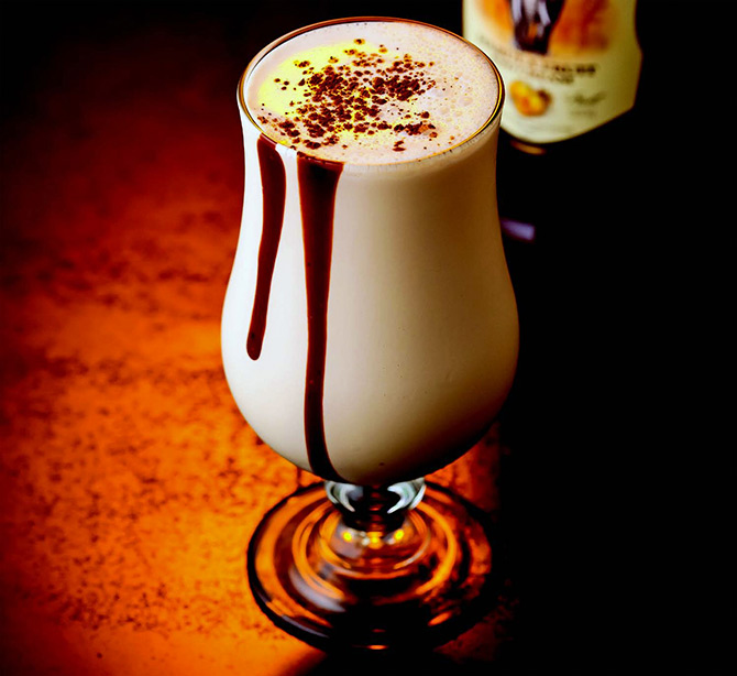 Recipes: How to make Amarula Dom Pedro and Nirvana By Chocolate