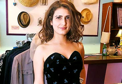 Latest News from India - Get Ahead - Careers, Health and Fitness, Personal Finance Headlines - Have you seen Fatima Sana Shaikh's 50-yr-old dress?