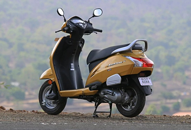 Review: Does Honda Activa 5G have anything new to offer ...