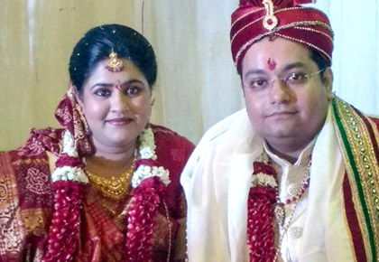 My Dhadak story: We bunked office and got married