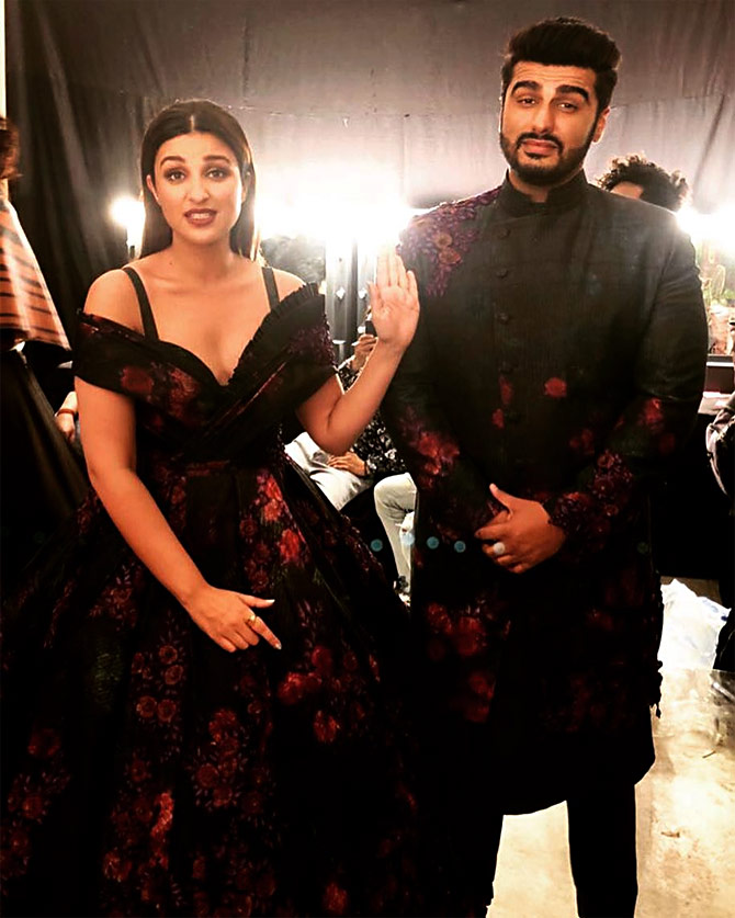 Latest News from India - Get Ahead - Careers, Health and Fitness, Personal Finance Headlines - How Parineeti Chopra expressed her love for BFF Arjun Kapoor
