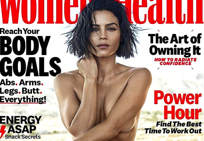 Latest News from India - Get Ahead - Careers, Health and Fitness, Personal Finance Headlines - Jenna Dewan's naked truth
