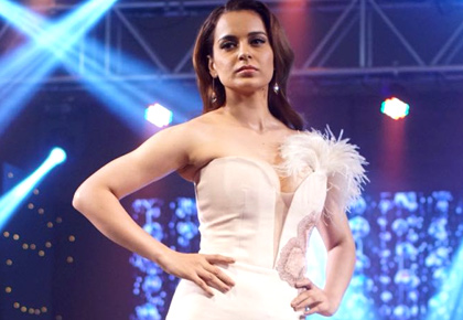 Latest News from India - Get Ahead - Careers, Health and Fitness, Personal Finance Headlines - Kangana dares you to look away