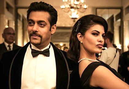 Latest News from India - Get Ahead - Careers, Health and Fitness, Personal Finance Headlines - Double whammy! Can you handle Jacqueline and Salman's sizzling chemistry?