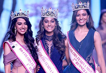 Latest News from India - Get Ahead - Careers, Health and Fitness, Personal Finance Headlines - Meet the new Miss India finalists