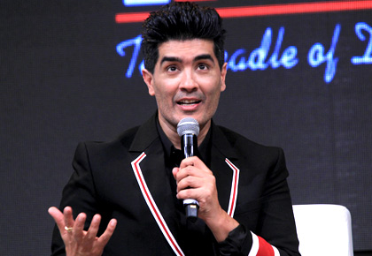 Latest News from India - Get Ahead - Careers, Health and Fitness, Personal Finance Headlines - Manish Malhotra: The coolest new teacher in town