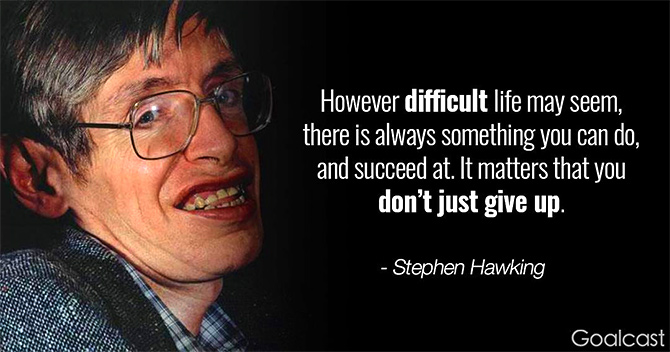 #InstaInspiration: 10 times Stephen Hawking taught us ...