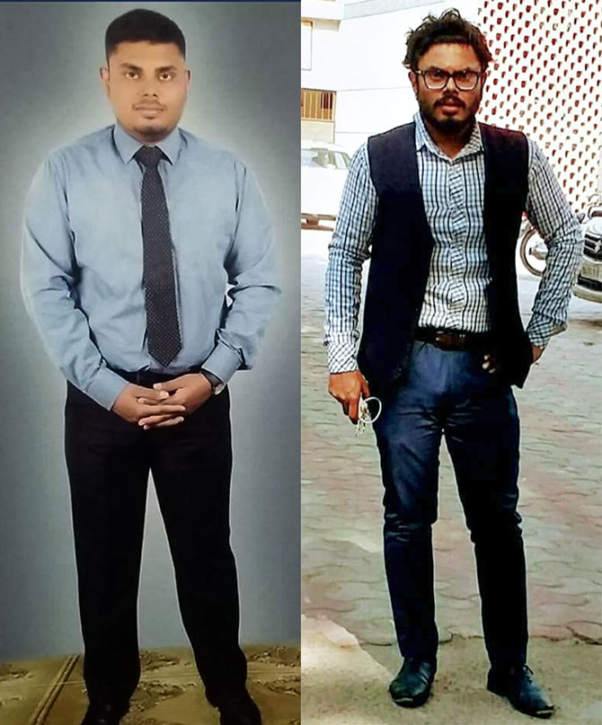 Fat to fit: I lost 20 kilos in four months - Rediff com Get