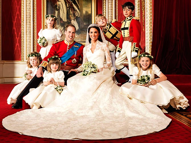 Royal wedding dresses from around the world rediff get ahead a dress for every occasion the life of a princess junglespirit Images