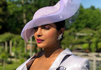 Latest News from India - Get Ahead - Careers, Health and Fitness, Personal Finance Headlines - Vote! Should Priyanka have worn a sari to the royal wedding?