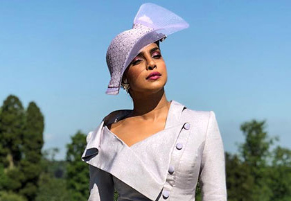 Latest News from India - Get Ahead - Careers, Health and Fitness, Personal Finance Headlines - Priyanka at the royal wedding: Which look do you like better? VOTE!