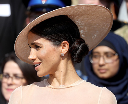 Latest News from India - Get Ahead - Careers, Health and Fitness, Personal Finance Headlines - Meghan's post-wedding look is undeniably modern