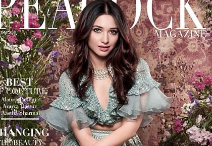 Latest News from India - Get Ahead - Careers, Health and Fitness, Personal Finance Headlines - Tamannaah's dress is straight out of a fairy tale