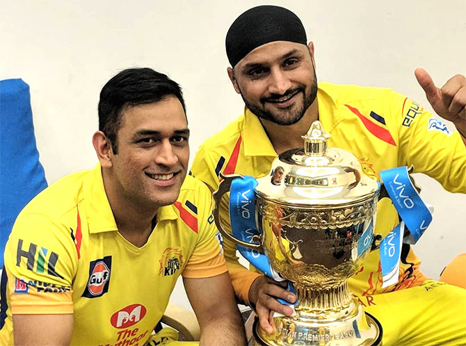 Lessons from Chennai CSK win