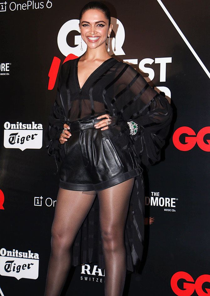 Deepika Just Wore The Sexiest Hot Pants Rediff Com Get
