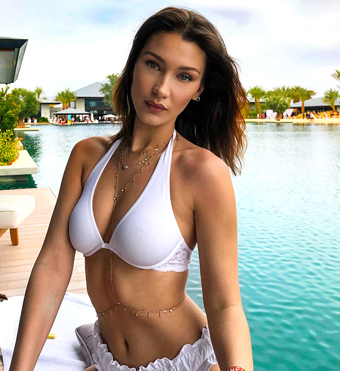 Latest News from India - Get Ahead - Careers, Health and Fitness, Personal Finance Headlines - #SummerStyle: Bella Hadid shows you how to up your style game