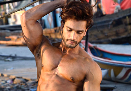 Latest News from India - Get Ahead - Careers, Health and Fitness, Personal Finance Headlines - REVEALED! How Rohit Khandelwal lost weight for Mr World