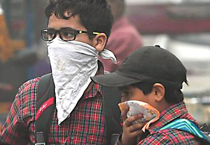 Latest News from India - Get Ahead - Careers, Health and Fitness, Personal Finance Headlines - 5 simple tips to protect your family from smog