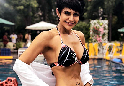 Latest News from India - Get Ahead - Careers, Health and Fitness, Personal Finance Headlines - Psst! This is what Mandira Bedi does for a sexy, sculpted core