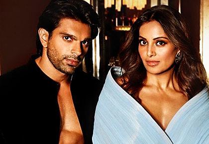 Latest News from India - Get Ahead - Careers, Health and Fitness, Personal Finance Headlines - Forget 50 Shades! Bipasha, Karan give us October's hottest cover