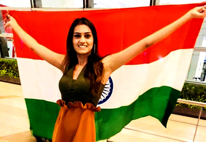 Latest News from India - Get Ahead - Careers, Health and Fitness, Personal Finance Headlines - Will this beauty queen bring home the Miss Earth 2018 crown?