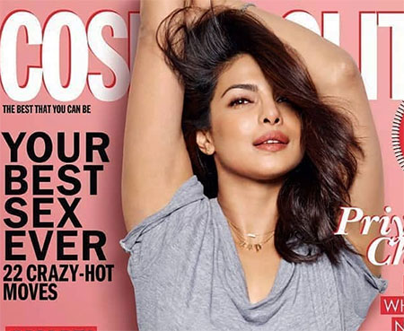 Latest News from India - Get Ahead - Careers, Health and Fitness, Personal Finance Headlines - Lol! Priyanka's armpits are back in the news