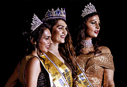 Latest News from India - Get Ahead - Careers, Health and Fitness, Personal Finance Headlines - Behind-the-scenes: What goes on at a transgender beauty pageant