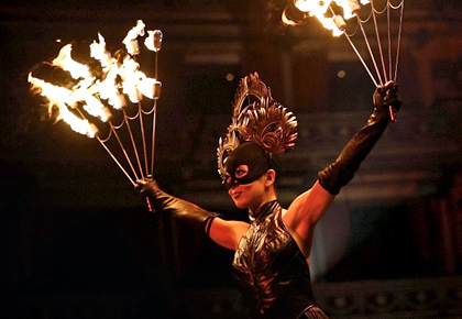 Latest News from India - Get Ahead - Careers, Health and Fitness, Personal Finance Headlines - Coming soon: Cirque du Soleil's tribute to the circus