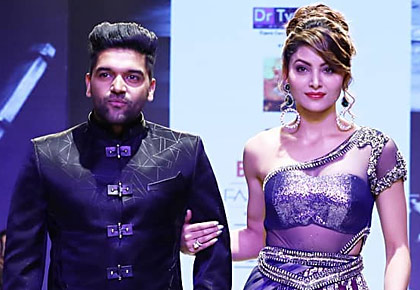 Latest News from India - Get Ahead - Careers, Health and Fitness, Personal Finance Headlines - What's Urvashi doing with singer Guru Randhawa?
