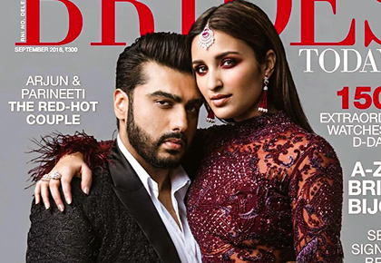 Latest News from India - Get Ahead - Careers, Health and Fitness, Personal Finance Headlines - Parineeti and Arjun look like a couple in love