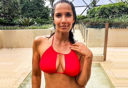 Latest News from India - Get Ahead - Careers, Health and Fitness, Personal Finance Headlines - Whoa! Does Padma Lakshmi actually age