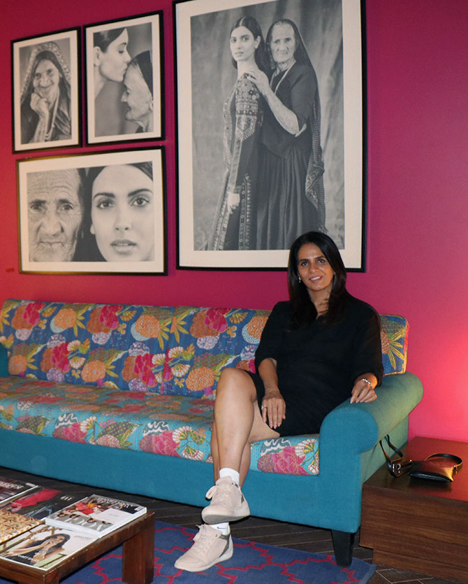 4 mn garments  300 stores  Rs 6 8 bn  The Anita Dongre story