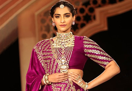 Latest News from India - Get Ahead - Careers, Health and Fitness, Personal Finance Headlines - Why is Sonam Kapoor dressed as a bride?