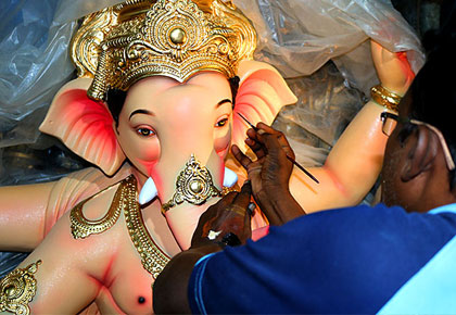 Latest News from India - Get Ahead - Careers, Health and Fitness, Personal Finance Headlines - Ganpati Bappa Morya! The Lord is back
