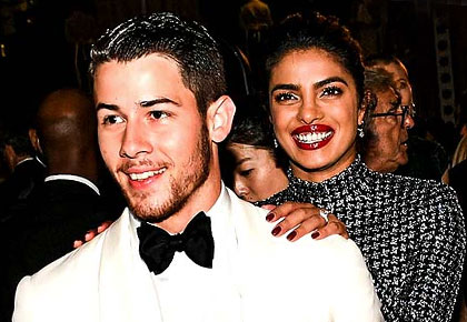 Latest News from India - Get Ahead - Careers, Health and Fitness, Personal Finance Headlines - Awww! Priyanka Chopra and Nick Jonas look so in love