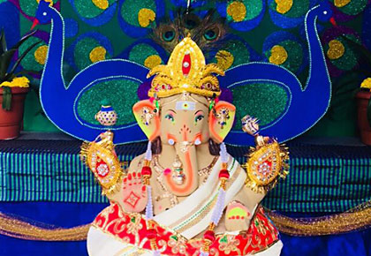 Latest News from India - Get Ahead - Careers, Health and Fitness, Personal Finance Headlines - Pix: Rediff readers welcome Ganesha